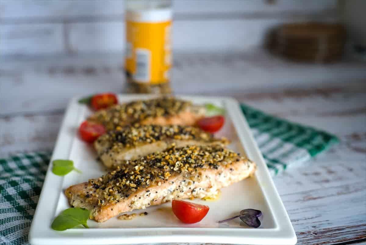everything salmon