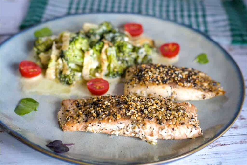 everything salmon fillets