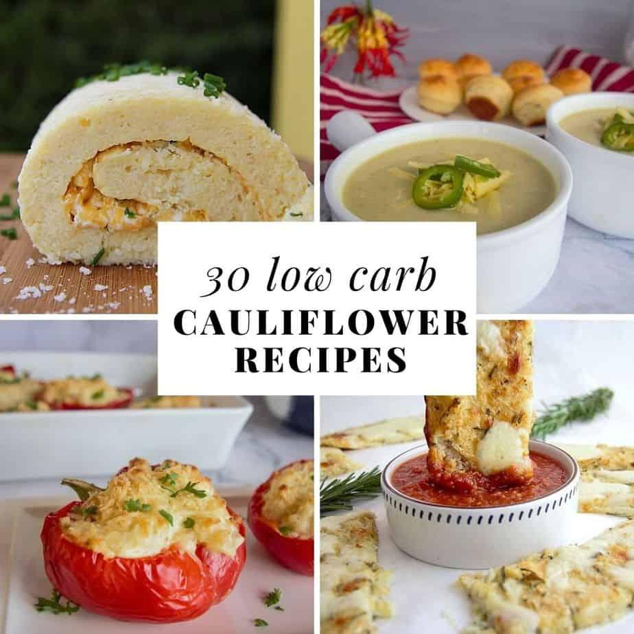 cauliflower recipes