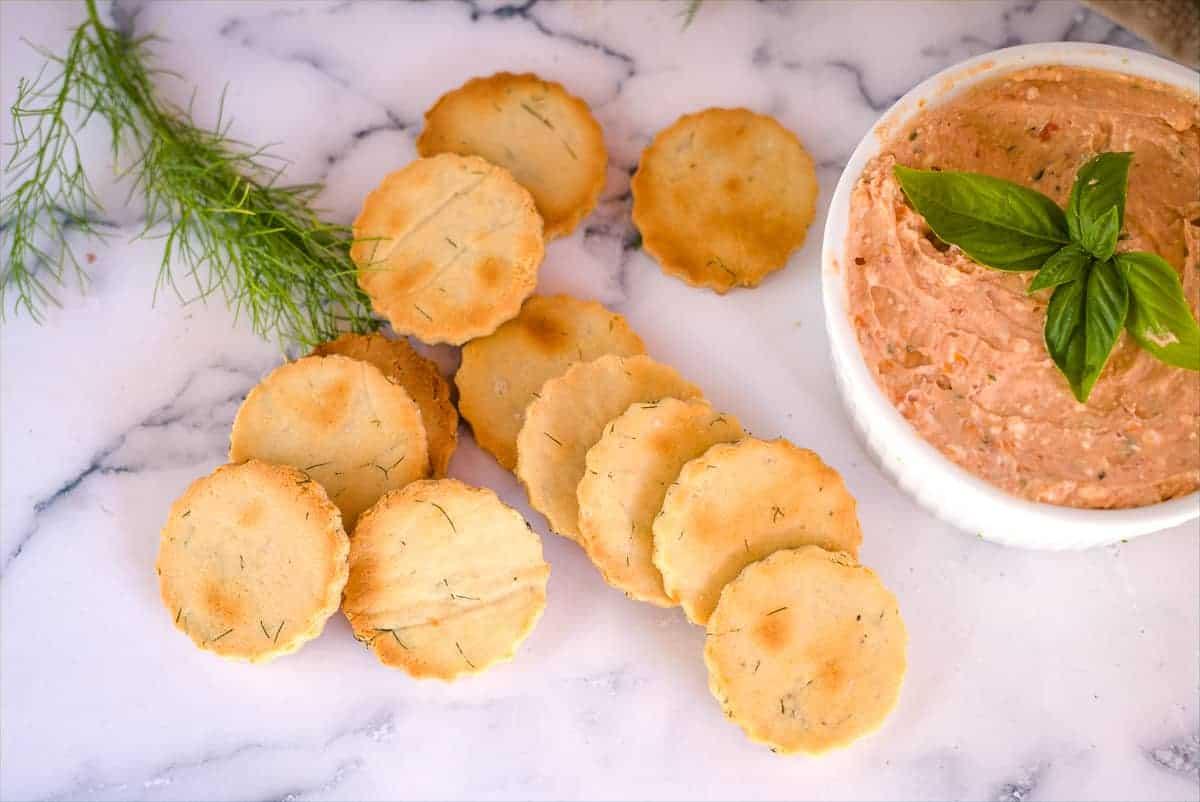 sour cream crackers