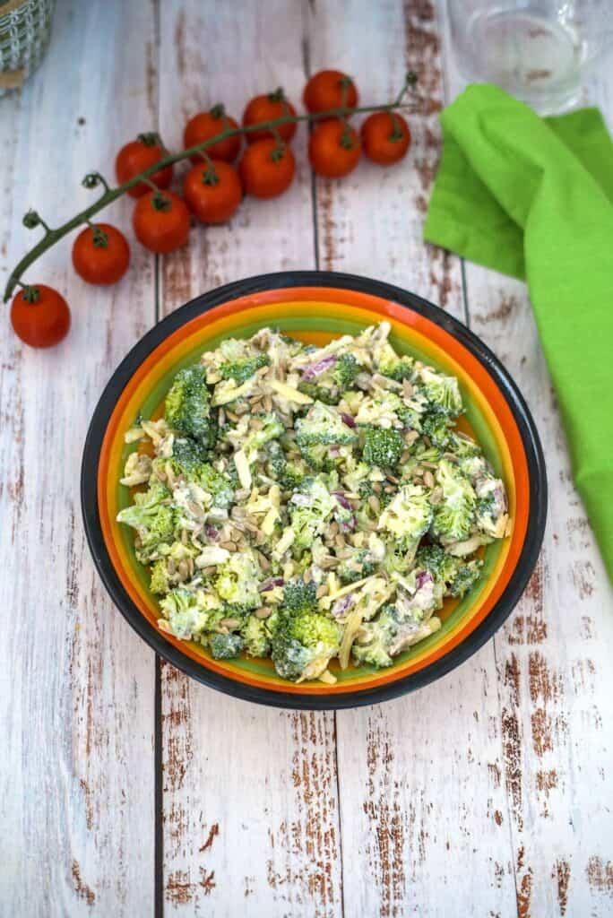 broccoli ranch salad