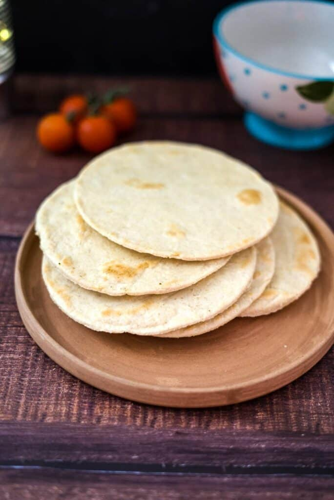 oat fiber tortillas